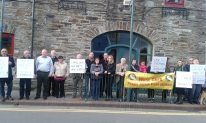 Housing Protest Clonakilty