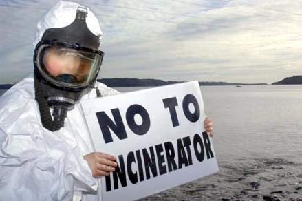 nO TO INCINERATOR