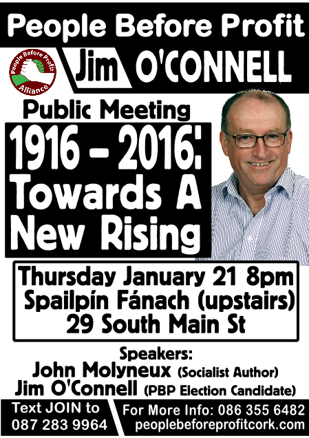 Public Meeting 21-1-16 Poster