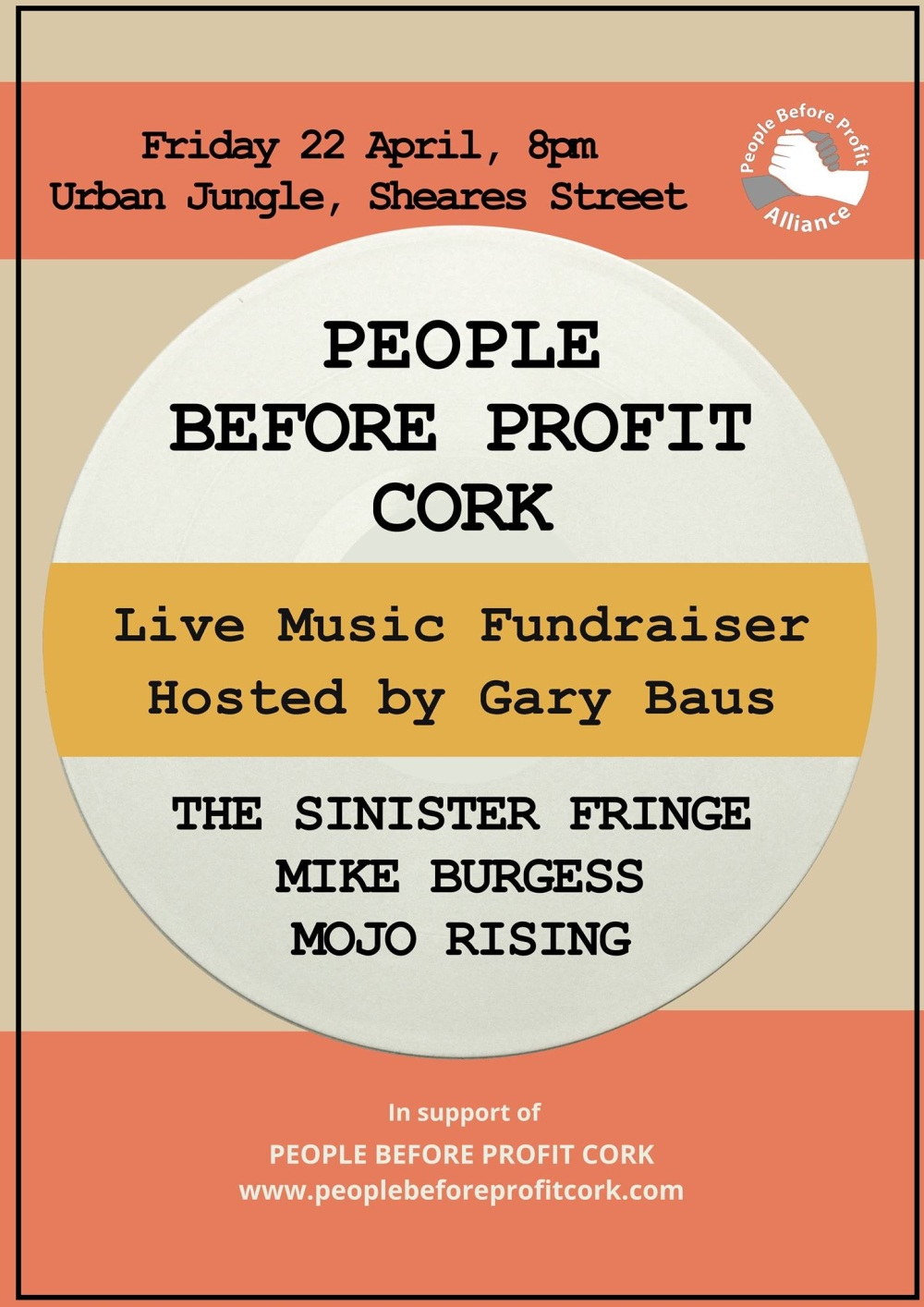 PBP Cork Fundraiser